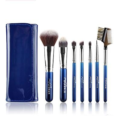 1set Sminkkefék Szakmai Kefe készlet Szintetikus hajszál / Rost Könnyen hordozható / Könnyű / multi-tool Aluminium / Fa
