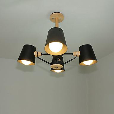 Modern/Zeitgenössisch Kronleuchter Moonlight Für Schlafzimmer Esszimmer Studierzimmer/Büro 110-120V 220-240V Glühbirne nicht inklusive