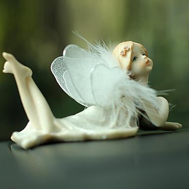 DIY Automotive  Ornaments Flower Fairy Angel Romantic Car Pendant & Ornaments Resin