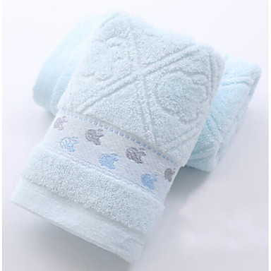 Fresh Style Wash Cloth,Pattern Superior Quality 100% Cotton Towel