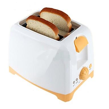 Brotmaschinen Toaster Gesundheit Multifunktion Aufrechtes Design Licht und Bequem Reservierungsfunktion 220V