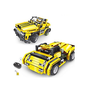 Távirányítós játékok / Játékautók / Építőkockák Autó Távirányító / DIY Fiú Ajándék