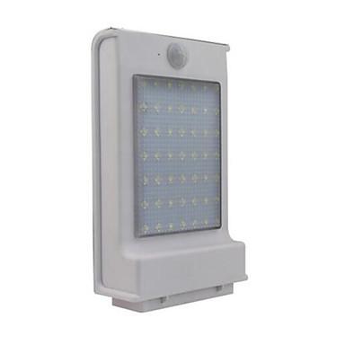 LED Solarleuchten 2w Aluminium Körper Sensor Garten Lichter