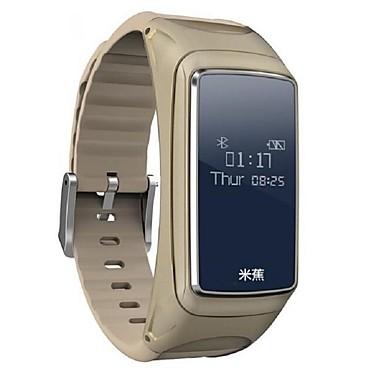 Relógio inteligente B7 for iOS / Android Monitor de Batimento Cardíaco / Impermeável / Pedômetros / Suspensão Longa / 400-480 / Esportivo