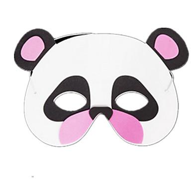 Halloween maszkok / Állatmaszk Újdonság / Csipke / Panda Darabok Lány Gyermek Ajándék