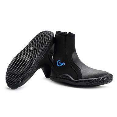 YON SUB أحذية الماء نيوبرين إلى بالغين - مكافح الانزلاق غوص / تزلج على الماء