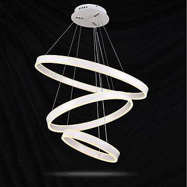 Divatos és modern Függőlámpák Háttérfény - Kristály Állítható Tompítható, 110-120 V 220-240 V, Meleg fehér Hideg fehér, LED fényforrás
