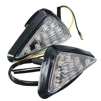ZIQIAO 2pcs Car Light Bulbs Exterior Lights For Motorcycles