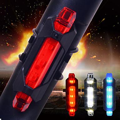 נורות LED LED - רכיבת אופניים Smart עמיד לחבטות קל לנשיאה תלוש אנטי אחר סוללות לטלפונים סלולריים 15 Lumens USB סוללה שימוש יומיומי רכיבה