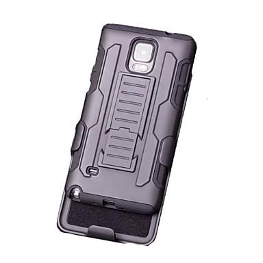 Için Samsung Galaxy Note Satandlı Pouzdro Arka Kılıf Pouzdro Zırh PC Samsung Note 5 / Note 4 / Note 3