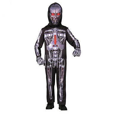 Cosplay Kostüme Maskerade Geist Monster Cosplay Fest/Feiertage Halloween Kostüme Andere Gymnastikanzug/Einteiler Handschuhe Mützen