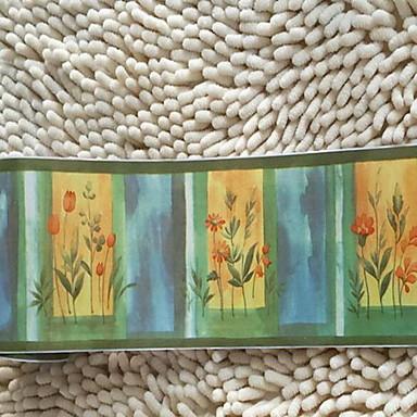 Muster Haus Dekoration Stilvoll Wandverkleidung, PVC/Vinyl Stoff Selbstklebend Rand, Zimmerwandbespannung