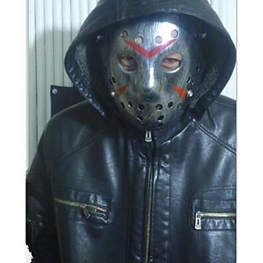 903cfbc5418 Nový jason vs pátek 13. hrůzný hokejový cosplay kostým halloween zabiják  maska