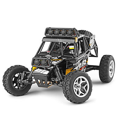 RC Car WLtoys 18428 2.4G Buggy (Off-road) / Rock Climbing Car / Off Road Car 1:18 Brush Electric 40 km/h KM/H Remote Control / RC / Rechargeable / Electric