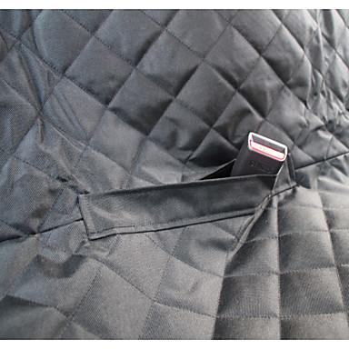 Dog Car Seat Cover Pet Baskets Black For Pets