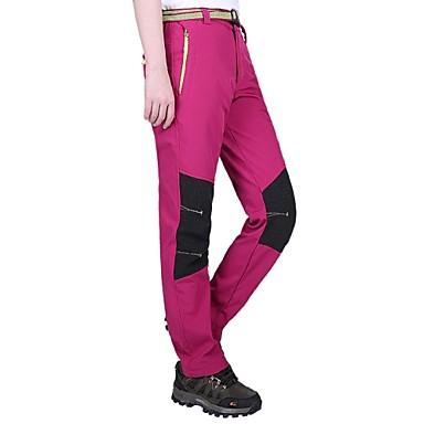 Női Planinarske hlače Külső Szélbiztos, Lélegzési képesség, Viselhető Ősz, Tél Nadrágok Vadászat Síelés Túrázás XL XXL XXXL