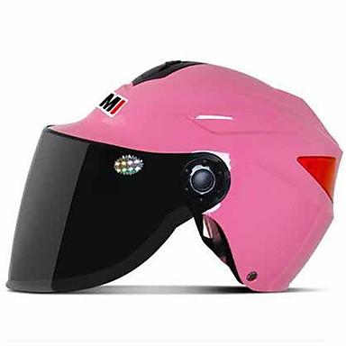 Halber Helm Anti - UV - Beschichtung Gute Qualität Schutzausrüstung Sport ABS Motorradhelme