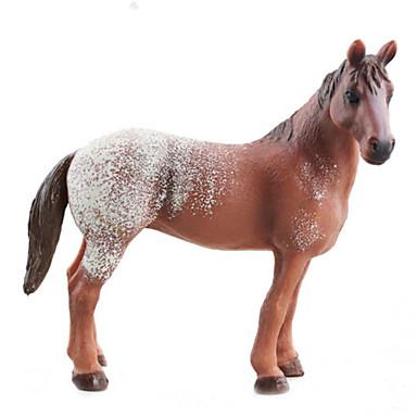 Ragionevole Statuette E Modellini Di Animali Cavallo Animali Simulazione Gomma In Silicone Teen Giocattoli Regalo #06142919 Famoso Per Materie Prime Di Alta Qualità, Gamma Completa Di Specifiche E Dimensioni E Grande Varietà Di Design E Colori