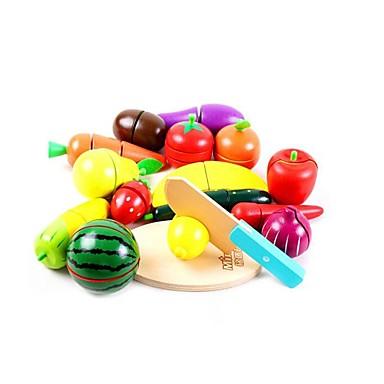 Sito Ufficiale Imposta Cucina Giocattolo Giochi Di Emulazione Verdure Frutta Frutta E Verdure Di Legno Per Bambini Da Ragazza Giocattoli Regalo #06179698 Gradevole Al Gusto