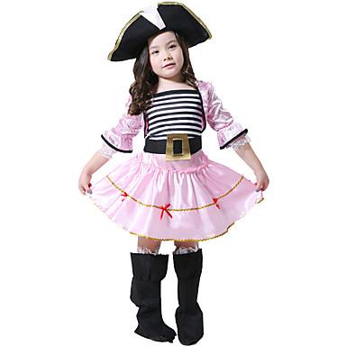 Cosplay Kostymer Dräkter Maskerad Pirat Cosplay Festival högtid  Halloweenkostymer Annat VintageKappa Klänning Hattar Mer 6cf5a1efa7cd3