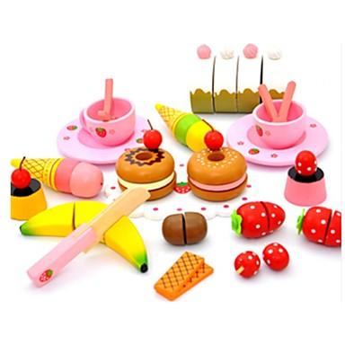 Játék konyha készletek / Étel / Szerepjátékok Zöldség / Gyümölcs / Gyümölcs & zöldség Műanyagok Lány Gyermek Ajándék