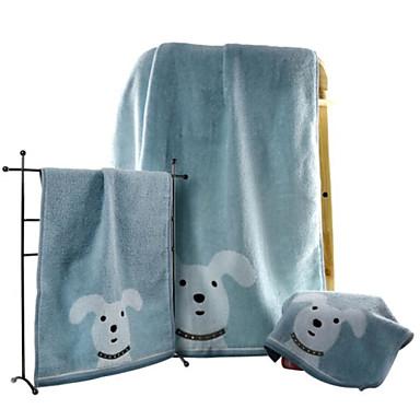 Badehandtuch Set,Tier Gute Qualität 100% Baumwolle Handtuch