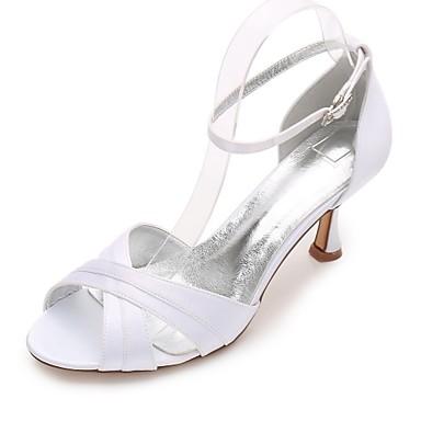 Pièces Mary Kitten Chaussures Bas amp; 06096621 Confort mariage de Talon Jane Femme Chaussures Satin Heel Talon Deux D'Orsay Printemps Eté x6wXv1q