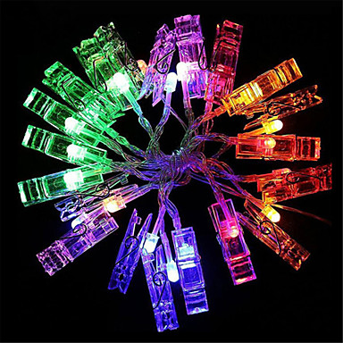 HKV 20 LED Meleg fehér RGB <5V