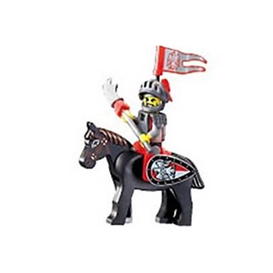 ENLIGHTEN Építőkockák / Építőkocka minifigurák Sas / Ló Fun & Whimsical Ajándék