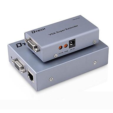 7 VGA 3,5 mm Audio Jack VGA 3,5 mm Audio Jack RJ45 Buchse - Buchse