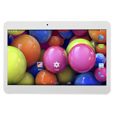 10.1 tuumainen Android Tablet (Android 4.4 1280*800 Kaksiydin 1GB RAM 16GB ROM)