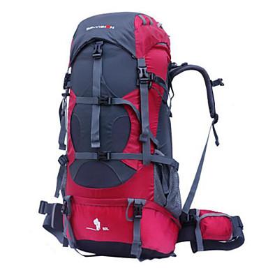 Unisex Taschen Nylon Sport & Freizeit Tasche für Klettern Camping & Wandern Gewerbliche Verwendungen Ganzjährig Blau Grün Rote