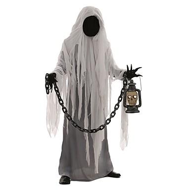 Geist Cosplay Cosplay Kostüme Maskerade Mann Erwachsene Fest/Feiertage Halloween Kostüme Halloween Karneval Andere