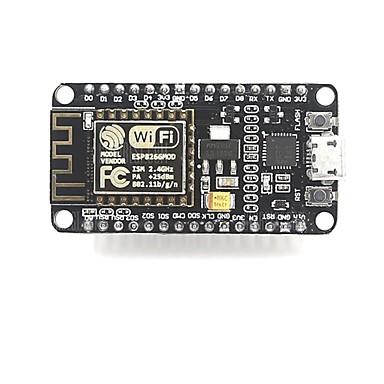 Nodemcu esp8266 lua wifi internett utviklingstavle