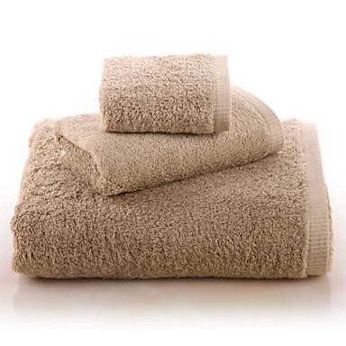 Badehandtuch Set,Solide Gute Qualität 100% Baumwolle Handtuch