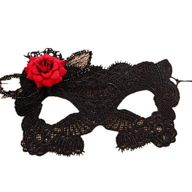 Halloween-Masken / Sexy Maske mit Spitze Neuheit / Zum Gruseln / Spitze Stücke Mädchen Erwachsene Geschenk