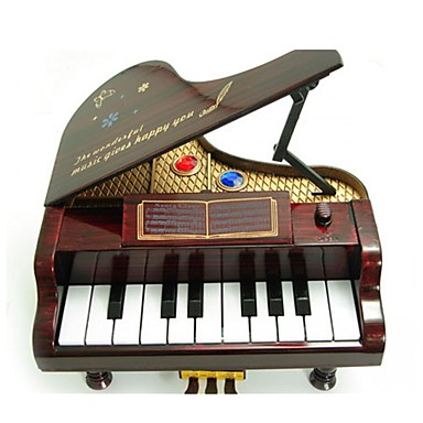 Zenedoboz Zongora Lakberendezési cikkek Gyermek Felnőttek Gyerekek Ajándék Uniszex