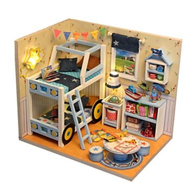 Zenedoboz Ház Romantikus DIY Gyermek Felnőttek Gyerekek Ajándék Uniszex