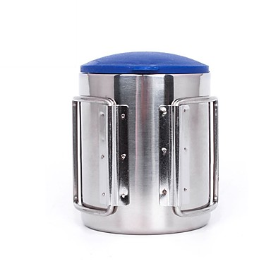 Cup Coffee and Tea Stainless Steel for Camping / Hiking Picnic