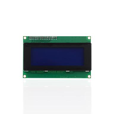 Keyestudio I2C LCD 20X4 2004 LCD Display Module UNO R3 MEGA 2560 R3 White Letters on Blue Backlight
