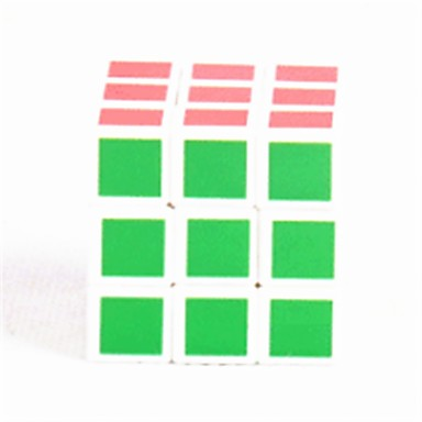 Rubik's Cube 3*3*3 Smooth Speed Cube Magic Cube Puzzle Cube Stress and Anxiety Relief Gift Contemporary Girls'