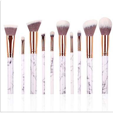 10pcs Professional Makeup Brushes Makeup Brush Set Synthetic Hair Lipstick / Eyebrow / EyeShadow