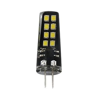 1pc 3W 200lm G4 LED Bi-pin Lights T 16 LED Beads SMD 2835 Decorative Warm White White 12V