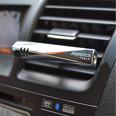 Illatosítók Közös Autó parfüm Fém Szokatlan szag eltávolítása / Aromás funkció
