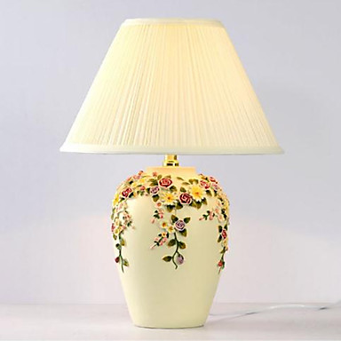 Contemporary Eye Protection Decorative Table Lamp For Resin 220-240V