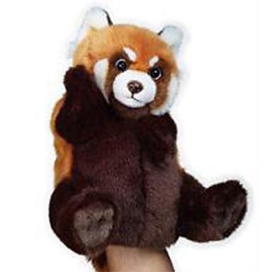 voordelige Marionetten-Vingerpoppetjes Poppen Handpop Dier Schattig Knuffelbeer Pluche Kinderen Volwassenen Speeltjes Geschenk