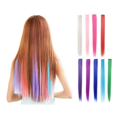 Hair Extension Straight Classic Clip In Daily High Quality Human Hair Extensions