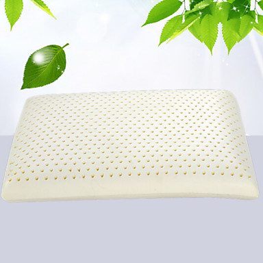 Comfortable-Superior Quality Natural Latex Pillow Headrest Bed Pillow 100% Polyester