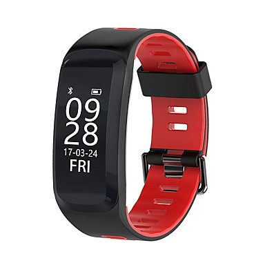 Smart Bracelet Smartwatch YYF4 for Android iOS Bluetooth Sports Waterproof Heart Rate Monitor Blood Pressure Measurement Touch Screen Pulse Tracker Timer Pedometer altitude meter / Calories Burned