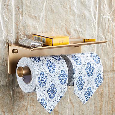 Paper Holders Modern Aluminium 1 pc - Hotel bath